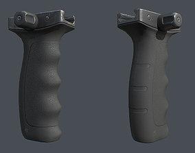 Tactical Grip 3D model