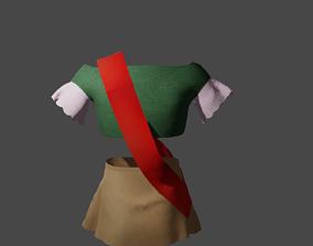 3D model boyscout