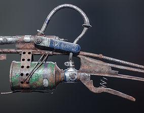 FlameGun 3D model