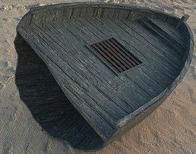 3D model Shipwreck