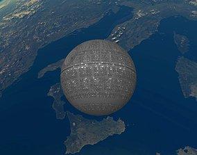 STAR WARS - DEATH STAR 3D model