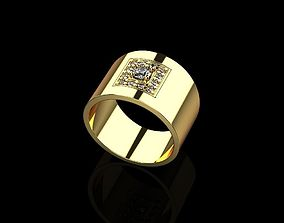 3D print model Ring 1757