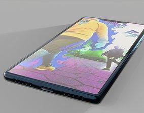 3D asset rigged Smartphone