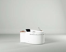 3D asset 12Bseries Famous brand sauna bath and steam 3