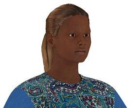 Model 1 female