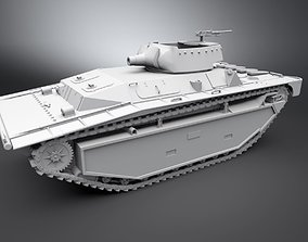 LVT A 5 Scale model