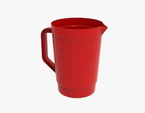 3D print model Plastic mug