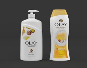 Olay Ultra Moisture Shea Butter Body Wash 3D shampoo