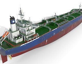 Oil Products Tanker 3D