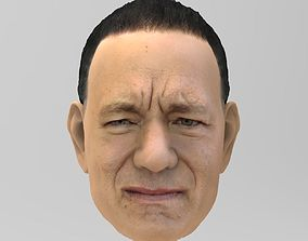 3D model Tom Hanks