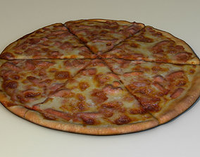 3D delivery Pizza