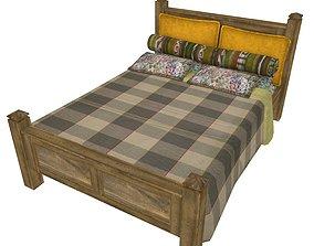 Bedcloth 65 3D asset