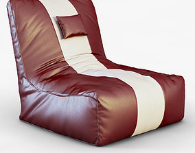 Cozy Bean Lounger 3D