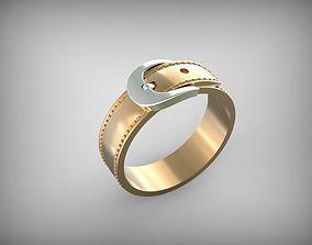 3D printable model Ring Belt