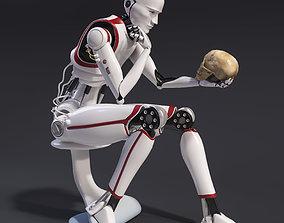 seat Robot 3D