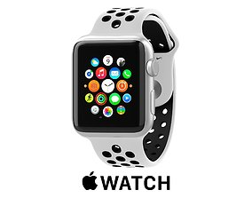 Apple Watch sport 3D