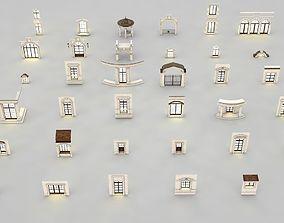 Architectural Elements Collection 3 3D