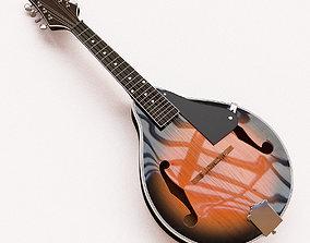Mandolin 3D PBR
