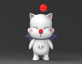 Cute Mogu STL for 3D printable model