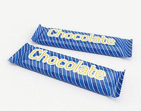 3D model Chocolate Bar market