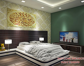 3d bed room furniture