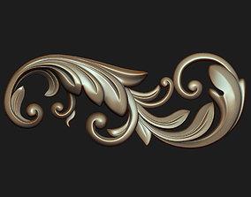 ornament Carved decor 06 3D model