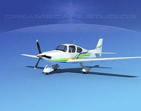 3D Cirrus SR22 V08