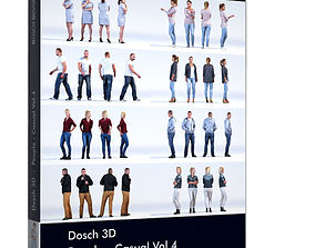 Dosch 3D - People - Casual Vol4