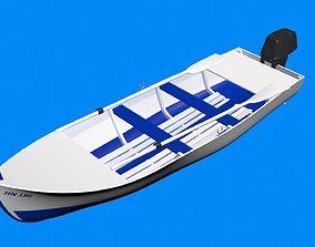 3D model Boat 5