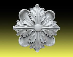 3D print model Rozette 004