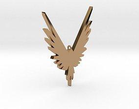 Maverick by Logan Paul 3D Logo