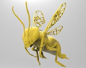 Honey Bee 3D print model