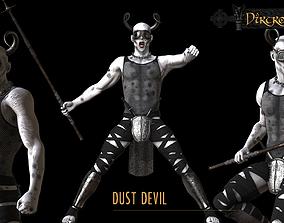 3D asset Dust Devil