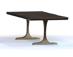 MARSIA HOLZER STUDIO Agalia Based Dining Table 3D
