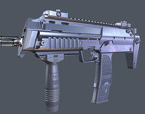 3D model HK MP7A2