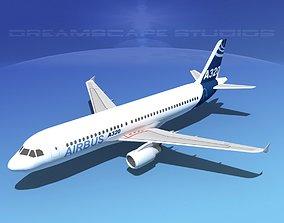 A320 LP Airbus 2 3D model
