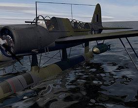 Vought Kingfisher Mk-1 - RAAF 3D