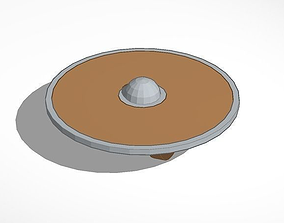 3D print model shield