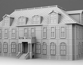 3D printable model Chicago house chicago