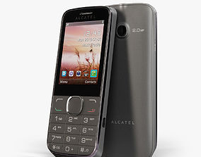 3D model realtime Alcatel One Touch 2005 Officer