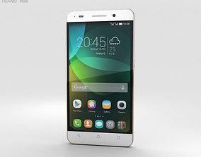 3D Huawei Honor 4C White
