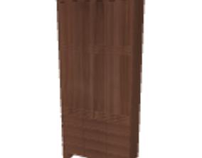 Wardrobe model 3D