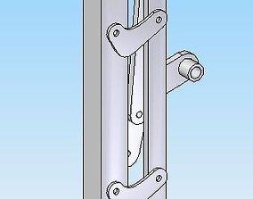 3D Window mechanism