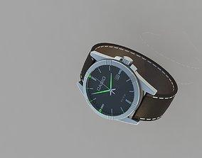Watch CASIO MTP-1308 3D model