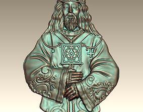 Cristo Rescatado-Christ rescued 3D printable model 2
