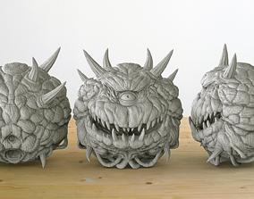 Cacodemon 3D print model