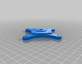3D printable model Extruder motor planetary gearbox