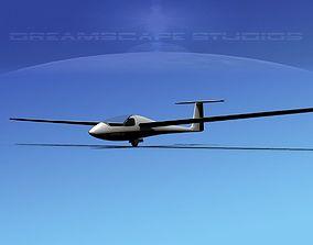 3D asset Venture Sailplane V03