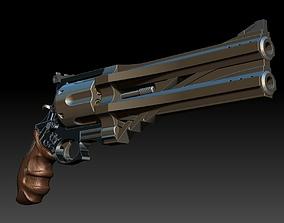 Blue Rose 3D print model