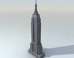 Empire State NYC nyc 3D model